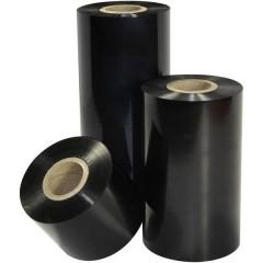 AXR®7+ Bobina stampa etichette trasferimento termico resina 55 mm 74 m Nero 25 pz.