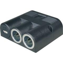 67334500 Distributore accendisigari Numero di accendisigari 2 x Interfacce: USB 1 x Portata massima
