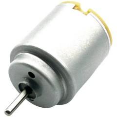 Motore elettrico per esperimenti didattici R140 (Ø x L) 21 mm x 25 mm