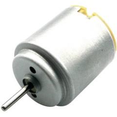 R260 Motore elettrico per esperimenti didattici (Ø x L) 24 mm x 27 mm