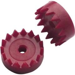 Corona dentata per esperimenti didattici Ø foro 2.9 mm Numero di denti 15
