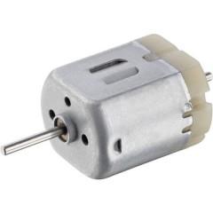 Mini motore elettrico brushed 6275 giri/min