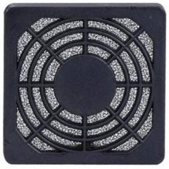 Griglia con filtro per ventola da PC 40 x 40 mm