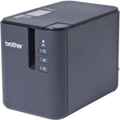 P-touch P950NW Etichettatrice Adatto per nastro: TZe, HSe, HGe, STe, FLe 3.5 mm, 6 mm, 9 mm, 12 mm, 18 mm, 24
