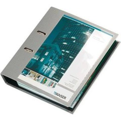 Custodia a tasca autoadesiva POCKETFIX - 8096 adatto per formato carta: DIN A4 (L x A) 210 mm x 297 mm