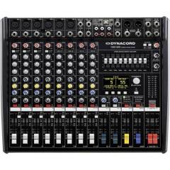 CMS 600-3 Mixer DJ Numero canali:8