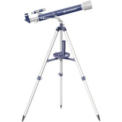 Telescopio ottico Visomar 60/700 AZ1 Azimutale Acromatico, Ingrandimento 35 fino a 175 x
