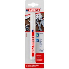 750 Paint Marker Marcatore a vernice Bianco 2 mm, 4 mm 1 pz./conf.