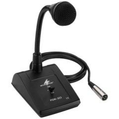 Microfono da tavolo PA