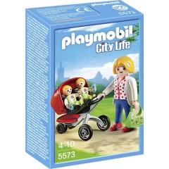 Play Zwillingskinderwagen mobile