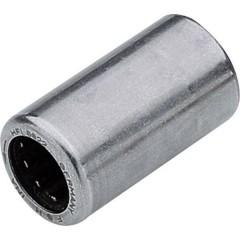 Cuscinetto a bussola Diam int: 4 mm Diam. est.: 8 mm Larghezza: 8 mm