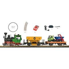 Starter kit locomotiva a vapore in scala G