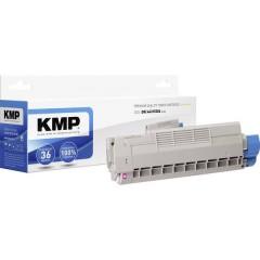 Toner sostituisce OKI 44315306 Compatibile Magenta 6000 pagine O-T33