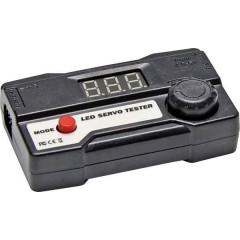 Tester servo (L x L x A) 75 x 45 x 20 mm 1 pz.