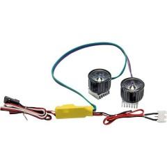 Fari a LED Bianco 6.5 - 8.4 V