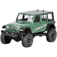 1:10 Carrozzeria Crawler Jeep Wrangler Unlimited Rubicon Passo 317 mm Non verniciato, non tagliato