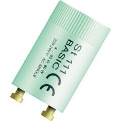 Starter per tubo fluorescente ST1111 4/80W Kit da 2 230 V 4 fino a 80 W