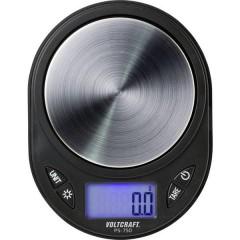 Bilancia tascabile Portata max. 750 g Risoluzione 0.1 g a batteria Nero