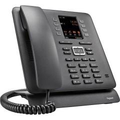 Maxwell C Telefono a filo VoIP Bluetooth, Vivavoce, Collegamento cuffie, Segnalazione ottica di chiamata,