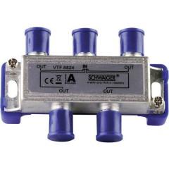 VTF8824 Distributore TV via cavo 4 vie 5 - 1000 MHz