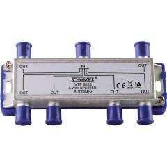 VTF8826 Distributore TV via cavo 6 vie 5 - 1000 MHz