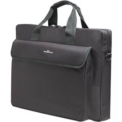 Borsa per Notebook London Adatto per massimo: 39,6 cm (15,6) Nero