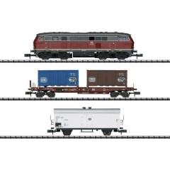 N Confezionamento treno merci DB
