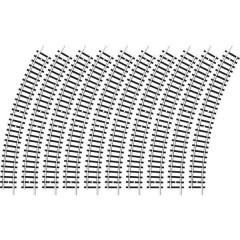N Minitrix Binario curvo 30 ° 261.8 mm