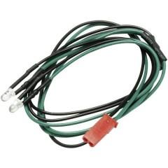 Illuminazione LED Verde 5 - 10 V