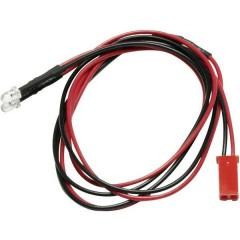Illuminazione LED Rosso lampeggianti 5 - 10 V