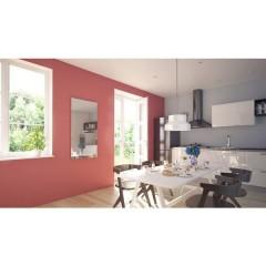 ECOSUN GS 600W Spiegel Riscaldamento a infrarossi 600 W Argento (a specchio)