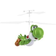 Super Mario - Flying Cape Yoshi Elicottero a doppio rotore RtF