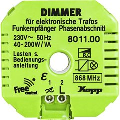 Free Control 1 canale Dimmer