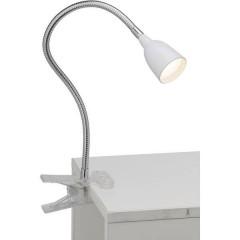 Antony Lampada con morsetto LED a montaggio fisso Bianco