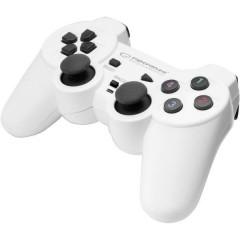 WARRIOR Gamepad PC Bianco