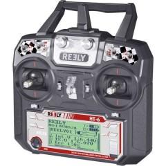 HT-6 Radiocomando 2,4 GHz Numero canali: 6 incl. ricevitore