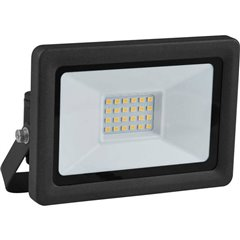 LED 20W Optiline Faretto LED da parete LED (monocolore) 20 W Nero