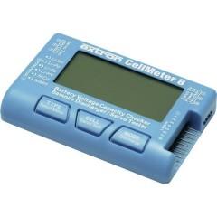 CellMeter 8 Tester batterie Sistema innesto: EH, XH