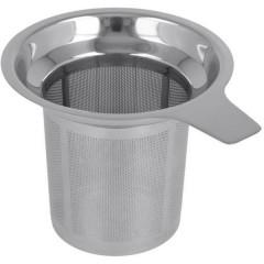 Filtro per tè grande, in acciaio inox