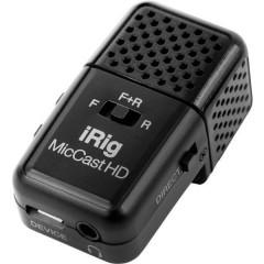 iRig Mic Cast HD a clip Lavalier Microfono portatile Tipo di trasmissione:Cablato incl. cavo