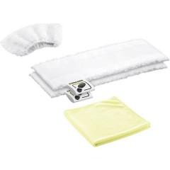 Panno in microfibra per la cucina 1 KIT Bianco, Giallo