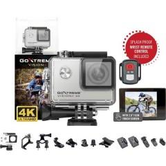 GoXtreme Vision 4K + Action camera 4K, Resistente agli spruzzi dacqua, WLAN, Impermeabile, Touch screen