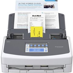 ScanSnap iX1600 Scanner documenti fronte e retro A4 600 x 600 40 Pagine/Min USB, WLAN 802.11 b/g/n