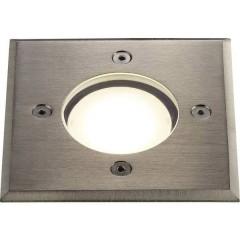 Pato Lampada da incasso per esterni GU10 LED (monocolore) 35 W acciaio inox