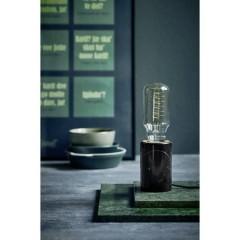 Siv Lampada da tavolo LED (monocolore) E27 40 W Nero