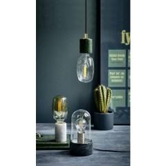 Siv Lampada da tavolo LED (monocolore) E27 40 W Bianco