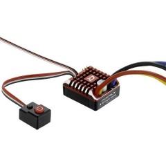 QuicRun WP1080 Crawler 80 A Regolatore di velocità per automodello Brushed Capacità di carico (max.): 400 A