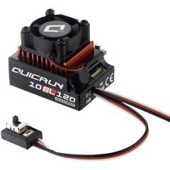 QuicRun 10BL120 120A Regolatore di velocità per automodello Brushless Capacità di carico (max.): 760 A