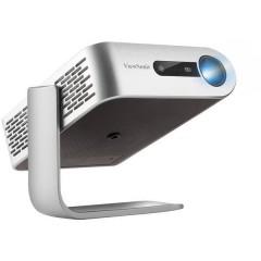Videoproiettore M1+ LED Luminosità: 125 lm 854 x 480 WVGA 120000 : 1 Argento