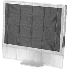 Copertina antipolvere Monitor Trasparente (L x L x A) 16.5 x 74 x 49 cm